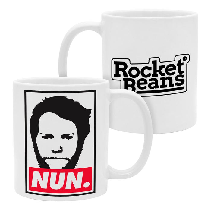 Rocket Beans TV - Nun - Tasse