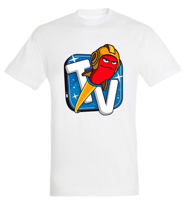 Rocket Beans TV - Senderlogo - T-Shirt