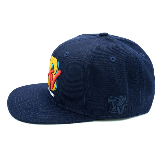 Rocket Beans TV - MTV Style - Cap blau