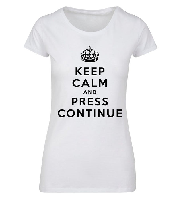 Rocket Beans TV - Keep Calm - Girlshirt