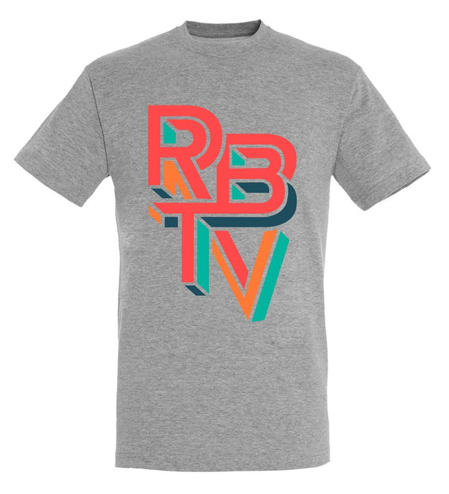 Rocket Beans TV - Escher Bunt - T-Shirt