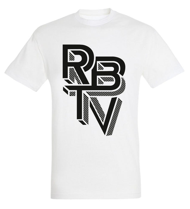 Rocket Beans TV - Escher Schwarz - T-Shirt