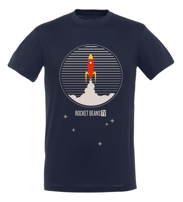 Rocket Beans TV - Rakete - T-Shirt
