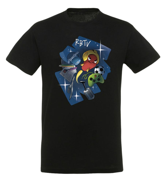 Rocket Beans TV - RBTV Galaxy - T-Shirt