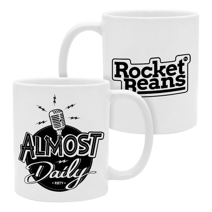 Rocket Beans TV - Almost Daily - Tasse