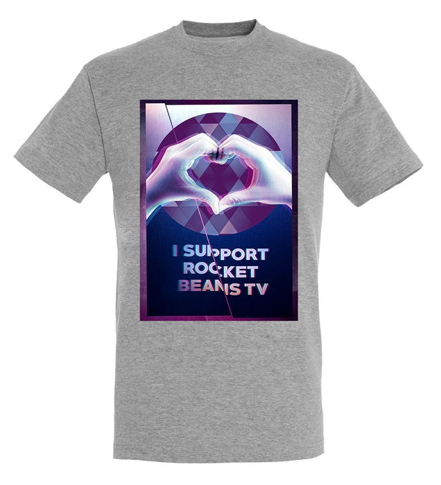 Rocket Beans TV - Support - T-Shirt