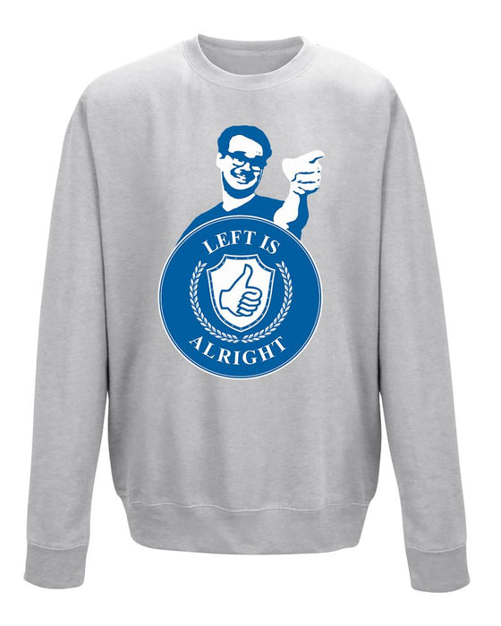 Rocket Beans TV - Left is Alright - Sweatshirt
