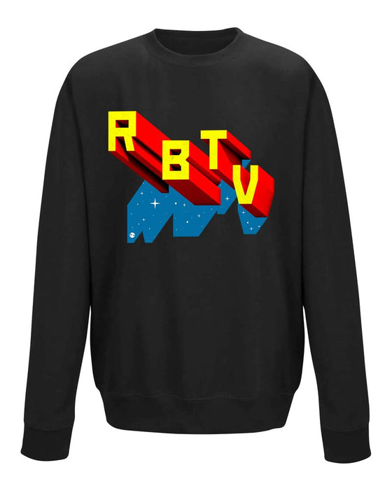 Rocket Beans TV - RBTV Isofont - Sweatshirt
