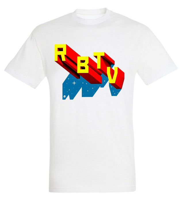 Rocket Beans TV - RBTV Isofont - T-Shirt