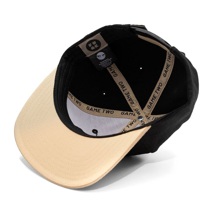 Game Two - Logo Beige - Cap