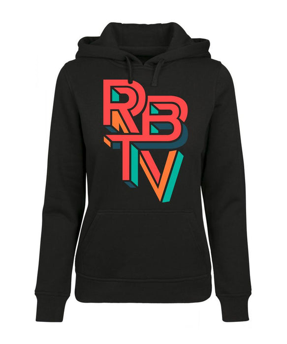 Rocket Beans TV - Escher Bunt - Girl Hoodie