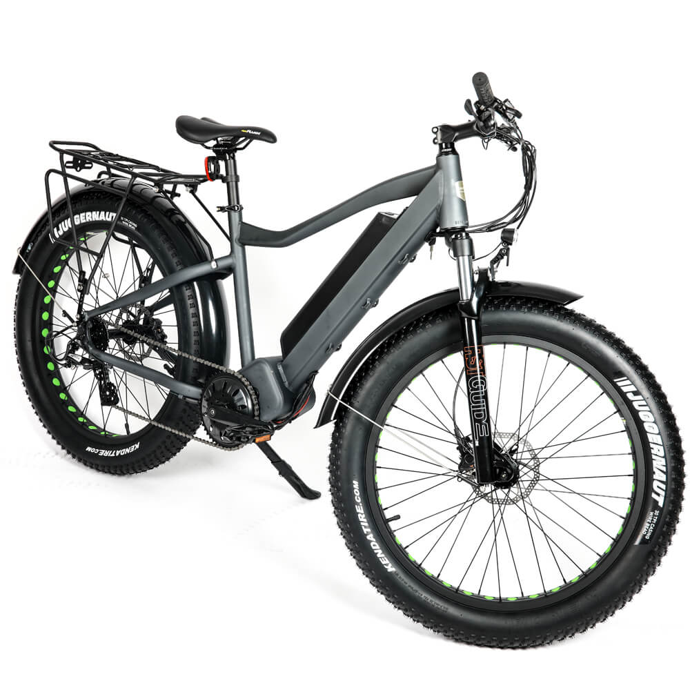 BEST 1000W Mid Drive Fat Tire Electric Bike