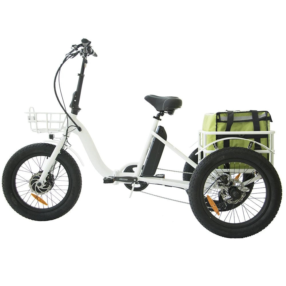 BEST 500 Folding Electric Tricycle