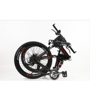 BEST 542 Full Suspension Mountain Electric Bike