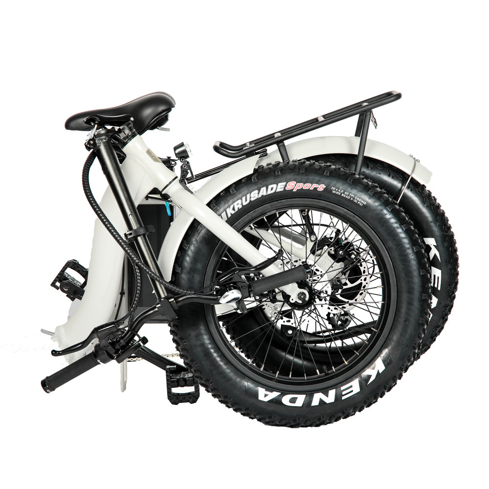 BEST Low Step - 48/13Ah 500W Folding Electric Bike