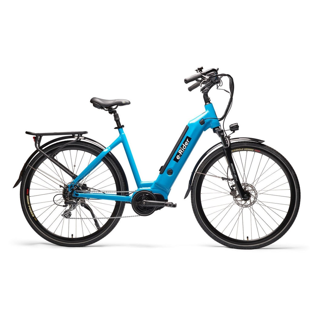 BELIZE E-Rider YUL 48V/14Ah 350W Mid-Drive Electric Bike