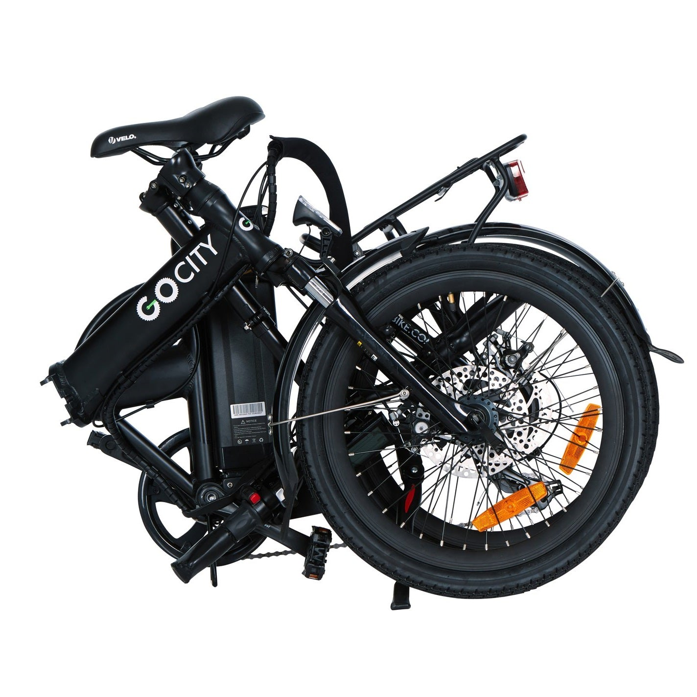 GoPowerBike GoCity - 48V/10.4Ah 500W Electric City Bike