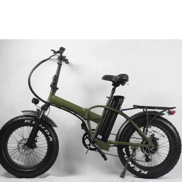 BEST 748 - 48V/15Ah 750W Fat Tire Electric Bike