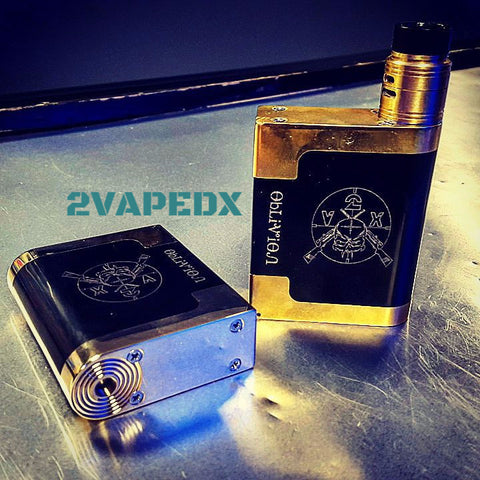 OBLIVION TRIPLE BATTERY BOX MOD BY Galactic High Innovations - 2VAPEDX