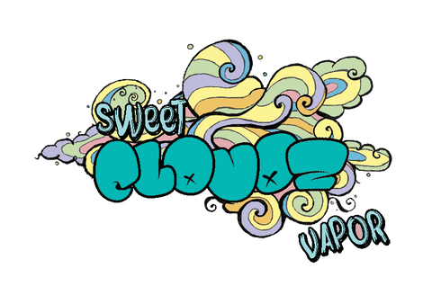 Sweet Cloudz Vapor E-Liquid - 2VAPEDX