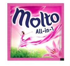Molto All-In-1 Pink Sch 360X12Ml