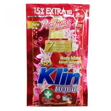 So Klin Perfume Collection Red Jumbo Sachet 55 Ml