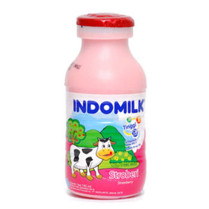 Indomilk Botol Stw 190Ml Isi 24
