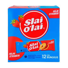 Roma Slai O Lai Strawberry 12Box12Scx24G