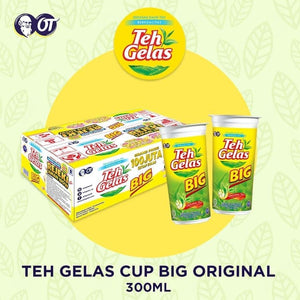 Teh Gelas Big Cup24 Cups