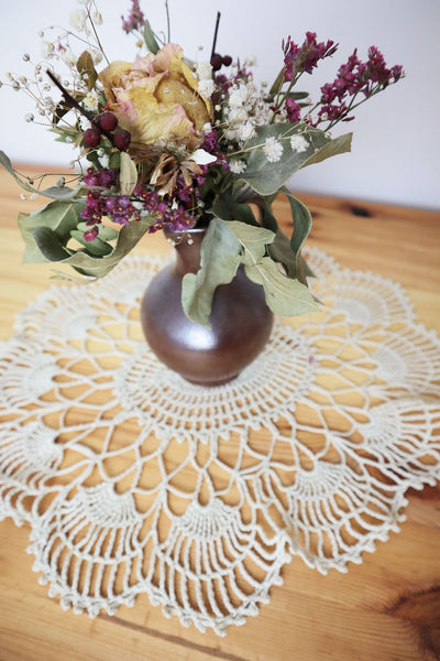 Vintage Crocheted Doily