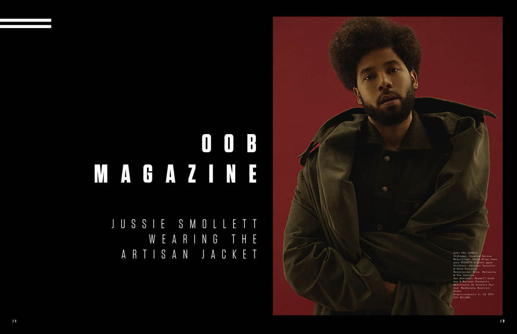 OOB Mag x ODD NATIVES x JUSSIE SMOLLETT