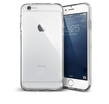 Kyasi Slimline Smart Phone Case for iPhone 6 6S 7 7S Clear