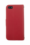 Kyasi Signature Phone Wallet Case for Apple iPhone 6 6S Red Hot