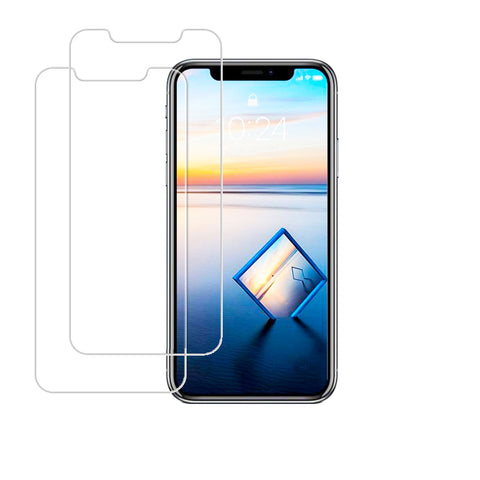 iPhone Screen Protector for Apple iPhone 11 X XS XS MAX XR Plus Clear Tempered Glass Kyasi Gladiator Glass Ballistic
