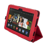 Kyasi Seattle Classic Tablet Folio Case for Amazon Kindle Fire HD 8.9""