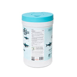 Germ Shark PX3 Sanitizing Wipes - 70% Alcohol, Canister