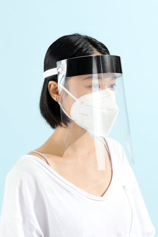 Surgisyn Double Anti-Fog Face Shields