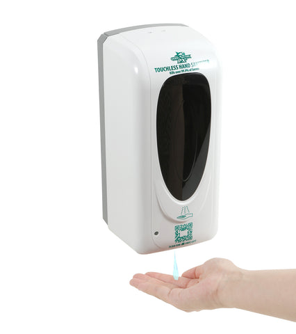 Germ Shark Automatic Hand Sanitizer Dispenser with Infrared Sensor