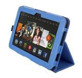 Kyasi Seattle Classic Tablet Folio Case for Amazon Kindle Fire HDX 8.9""