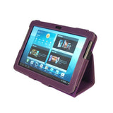 Kyasi London All Business Executive Tablet Folio Case for Samsung Galaxy Tab 2 - 10.1""