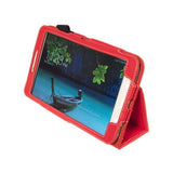 Kyasi Seattle Classic Tablet Folio Case for Samsung Galaxy Tab 3 - 8""