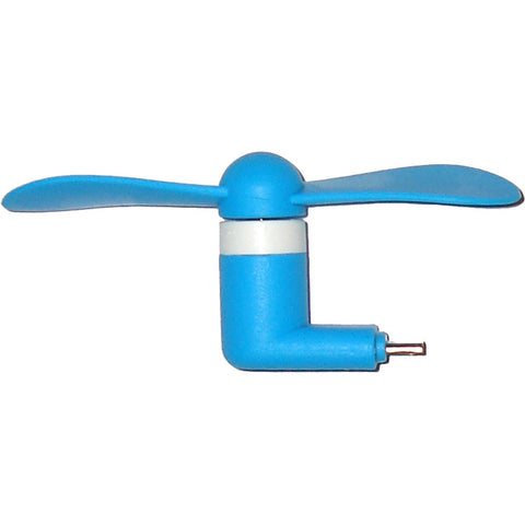 Kyasi Portable Mini Fan - Blue