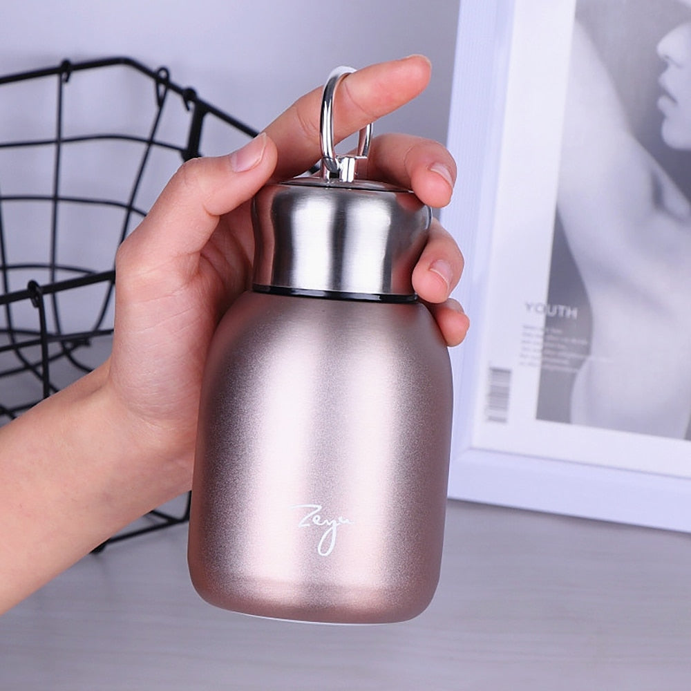 Mini Stainless Steel Vacuum Flasks Thermos Cup