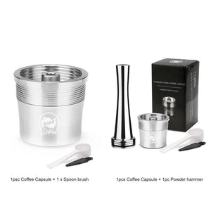 Stainless steel Refillable Coffee Pod