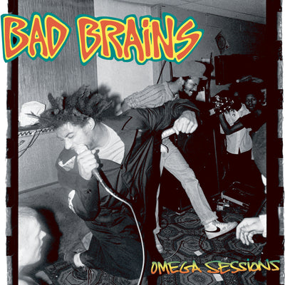 Omega Sessions Color Vinyl LP
