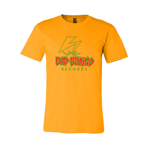 Bolt Logo Gold T-Shirt