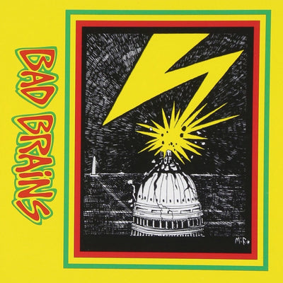 """Bad Brains"" Self-Titled"