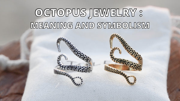 Meaning and Symbolism of Octopus Jewelry