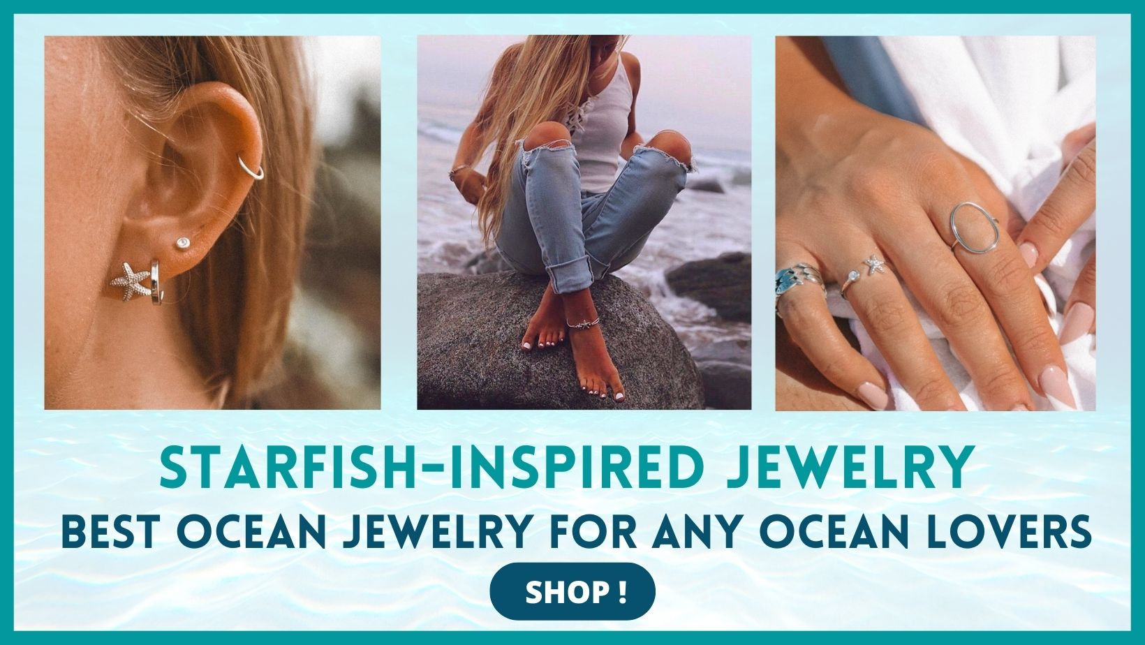 Awesome meaning of starfish jewelry