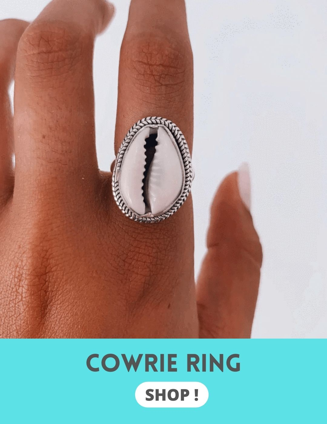 Meaningful symbolism of shell ring